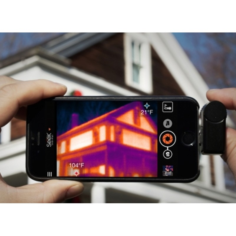 83a2a8687c Seek Thermal - COMPACT Thermal Imager (Android) - DECK912 S.A.S.